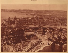 'General View of Marseille', 1930. Creator: Unknown.