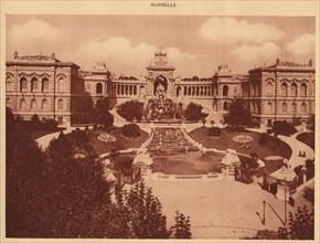 'Palais Longchamp, Marseille', 1930. Creator: Unknown.