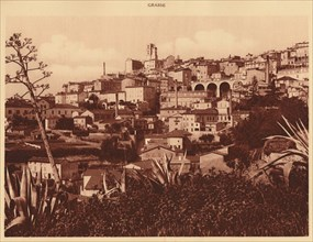 'General view of Grasse', 1930. Creator: Unknown.