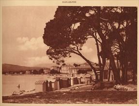'The Beach, Juan-les-Pins', 1930. Creator: Unknown.