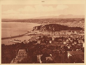 'General View of Nice', 1930. Creator: Unknown.