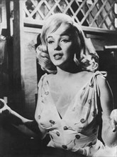 American actress Marilyn Monroe in The Misfits, 1961. Artist: Unknown