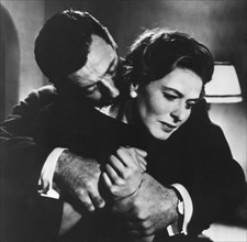 Ingrid Bergman and Yves Montand in Goodbye Again, 1961. Artist: Unknown