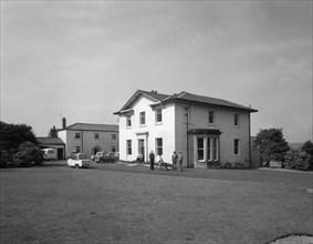 CISWO paraplegic centre, Pontefract, West Yorkshire, 1960.  Artist: Michael Walters