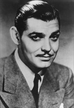 Clark Gable, American actor and film star, c1930s-c1940s(?). Artist: Unknown