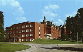 St Vincent's Hospital, St Louis, Missouri, USA, 1960. Artist: Unknown