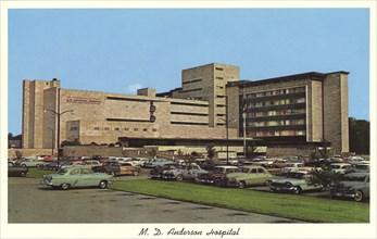 Texas Children's Hospital, Houston, Texas, USA, 1959. Artist: Unknown