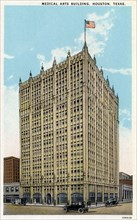 Medical Arts Building, Houston, Texas, USA, 1926. Artist: Unknown