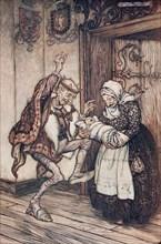 Briar Rose, 1909.