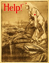 Help!', 1914-1918.