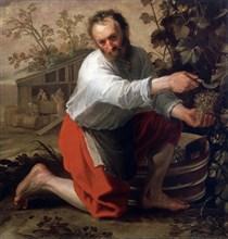 'Winegrower', 1628. Artist: Jacob Gerritsz Cuyp