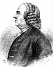 Portrait of the physician Gerard van Swieten (1700-1772), 1861.