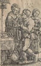 Dentist in 1523