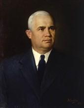 'Portrait of the Politician Nikita Sergeyevich Khrushchev', 1951. Artist: Ivan Semyonovich Sorokin