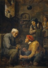 The Surgeon, 1630-1640. Artist: Teniers, David, the Younger (1610-1690)