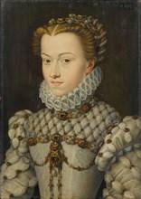 Elisabeth of Austria (1554?1592), Queen of France, ca 1571-1572. Artist: Clouet, François (1510-1572)