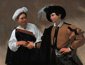 Good Luck, 1595. Artist: Caravaggio, Michelangelo (1571-1610)