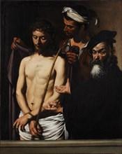 Ecce Homo, c. 1605. Artist: Caravaggio, Michelangelo (1571-1610)