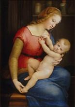 Madonna d'Orleans, ca 1506-1507. Artist: Raphael (1483-1520)