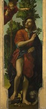 Saint Roch, 1518. Artist: Morando, Paolo (ca 1486/8 - 1522)