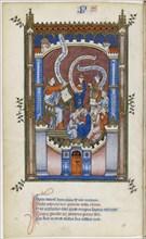 The Life of Saint Denis, 1317. Artist: Master of the Vie de saint Denis (active Early 14th cen.)