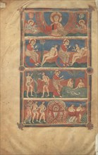 The Pantheon Bible, 1125-1130. Artist: Anonymous
