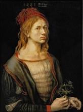 Self-Portrait, 1493. Artist: Dürer, Albrecht (1471-1528)