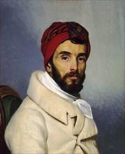 Self-Portrait. Artist: Guérin, Pierre Narcisse, Baron (1774-1833)