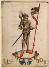 Count Albrecht of Hohenlohe and Ziegenhain. Artist: Anonymous
