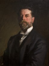Self-Portrait. Artist: Sargent, John Singer (1856-1925)