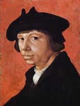 Self-Portrait. Artist: Leyden, Lucas, van (1489/94-1533)