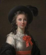 Self-Portrait. Artist: Vigée-Lebrun, Marie Louise Elisabeth (1755-1842)