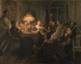 Friends. Artist: Pauli (Hirsch-Pauli), Hanna (1864-1940)
