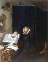 Analysis. Artist: Ostade, Adriaen Jansz, van (1610-1685)