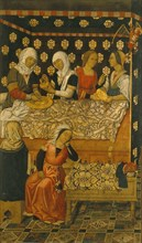 The Birth of Saint Stephen. Artist: Vergós Family (active End of 15th cen.y)
