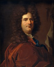 Self-Portrait. Artist: Rigaud, Hyacinthe François Honoré (1659-1743)