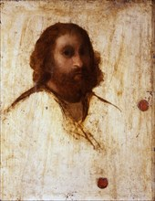 Self-portrait, ca 1515. Artist: Palma il Vecchio, Jacopo, the Elder (1480-1528)