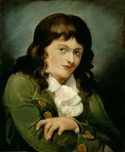 Self-portrait, 1791-1792. Artist: Turner, Joseph Mallord William (1775-1851)