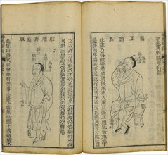 Shen Shi Yao Han (A Precious Book of Ophthalmology), 1644. Artist: Fu Renyu (active Mid of 17th cen.)