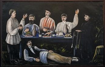 Feast of the Molokans.