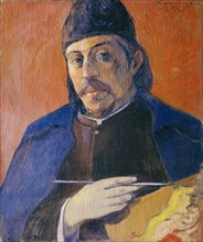 Self-portrait with Palette.