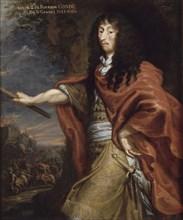 Portrait of Louis II de Bourbon (1621-1686), Second Half of the 17th cen..