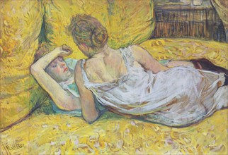 Abandonment (The pair), 1895.