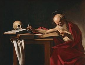 Saint Jerome, ca 1606.
