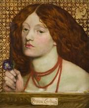 Regina Cordium (Queen of Hearts), 1860.