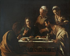 The Supper at Emmaus, 1606.