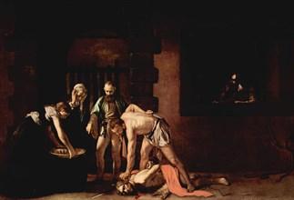 The Beheading of Saint John the Baptist, ca 1608.