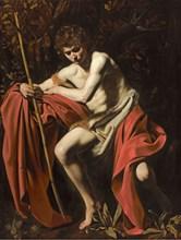 Saint John the Baptist in the Wilderness, 1602.