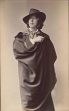 Portrait of Oscar Wilde (1854-1900), 1882.