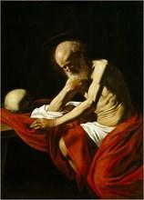 The Penitent Saint Jerome, c. 1605.